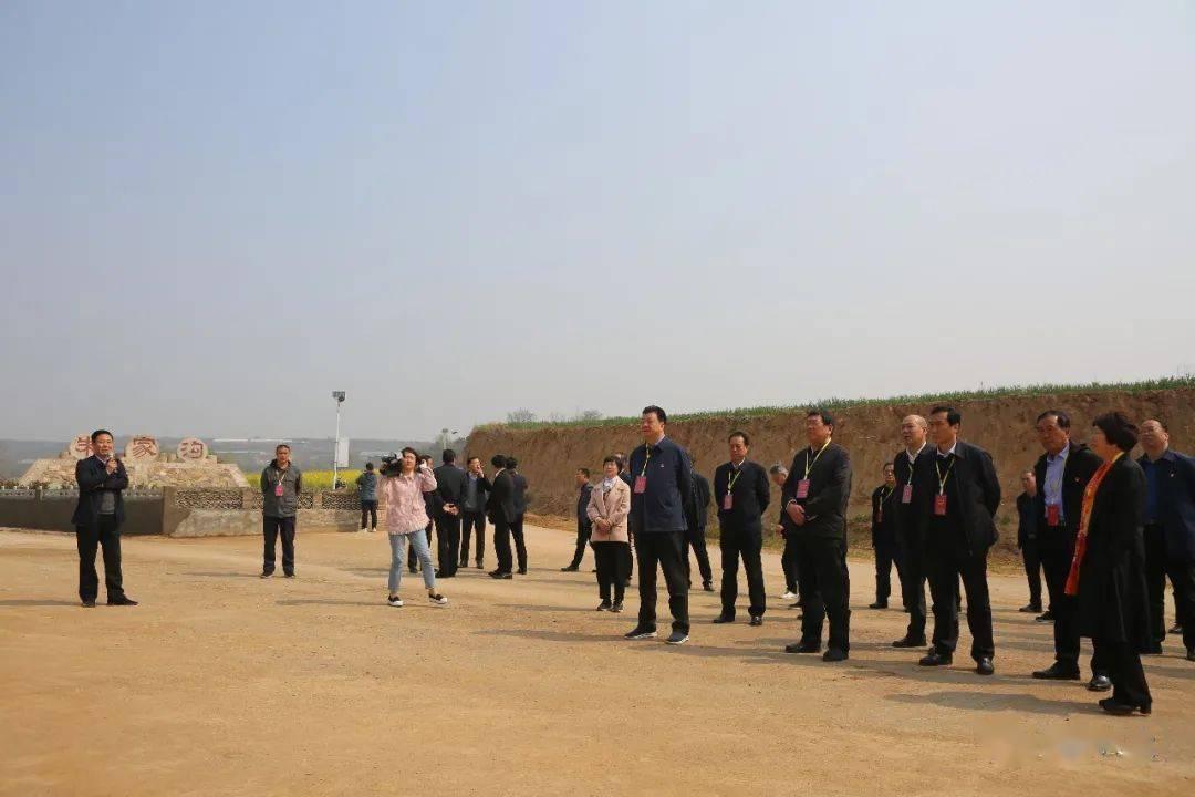 市人大常委会视察黄河流域生态保护和高质量发展