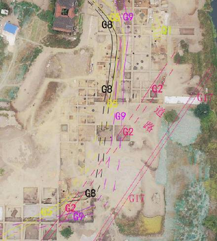 秦淮河畔发现最早的南京城六朝御道宽23米