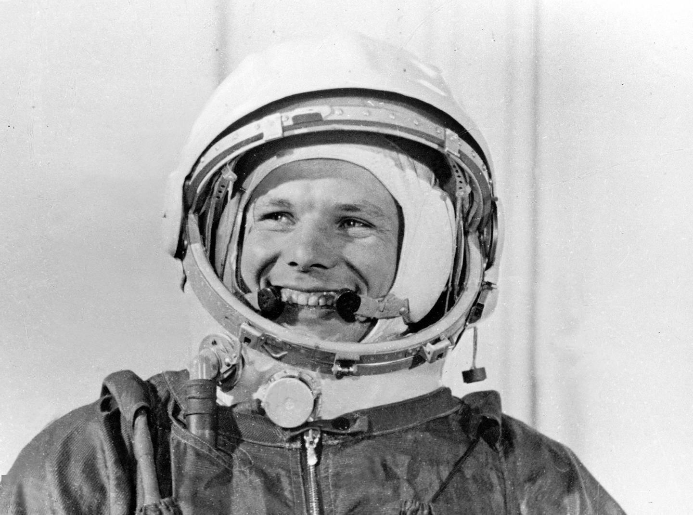 重要历史时刻:60 年前的今天,尤里·加加林成为太空第一人
