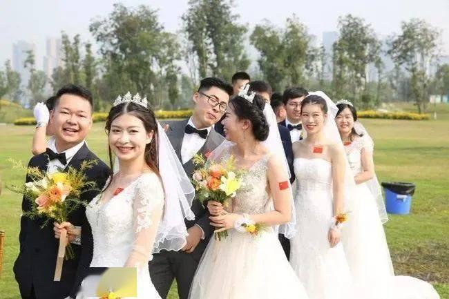 5.20当天,首批6个公园式婚姻登记中心上新!