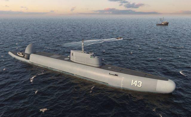 """俄罗斯推出""""潜水巡逻舰"""":能突然浮出海面执法拦截,还配备鱼雷"""