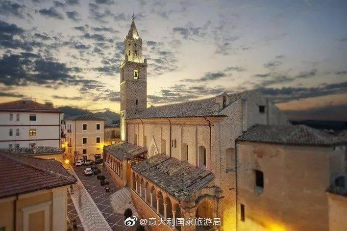 探访文化艺术中心——意大利中部大区游览特辑