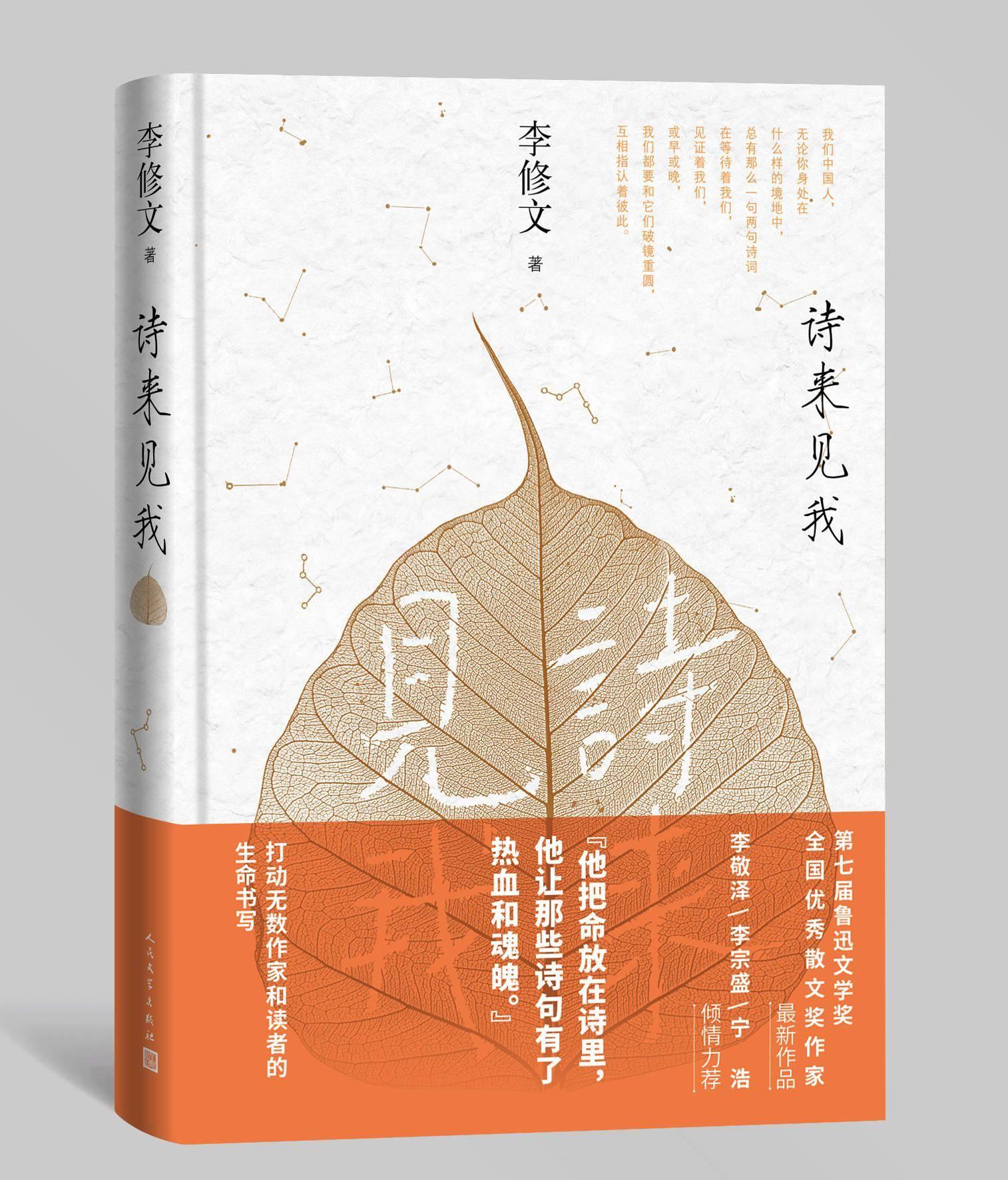 《诗来见我》:中国古典诗词的别样解读