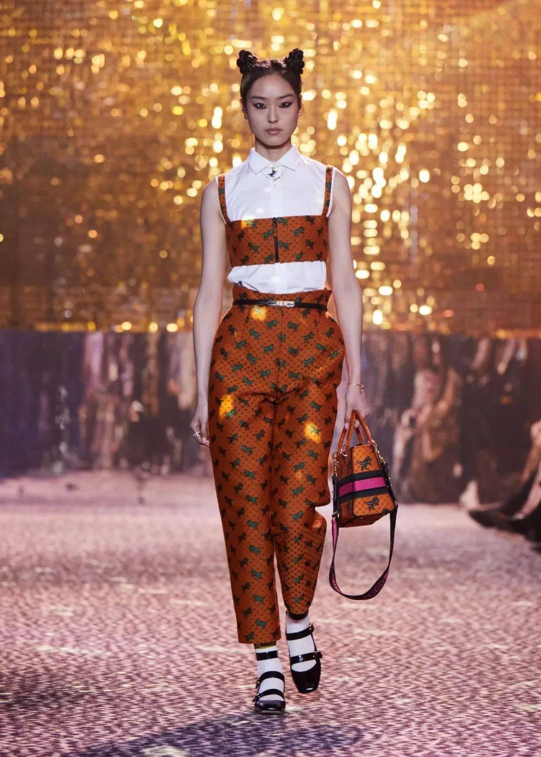 Dior 2021秋冬时装秀上海