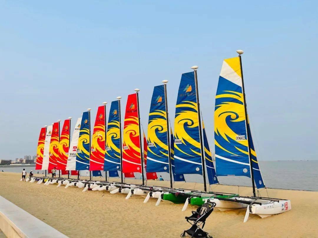 三门峡首届帆船比赛(附:时间+地点)即将在黄河水域举办