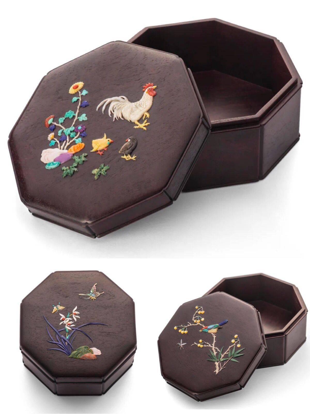 和记平台好物│明晰中国古典家具艺术之美,百宝嵌给你