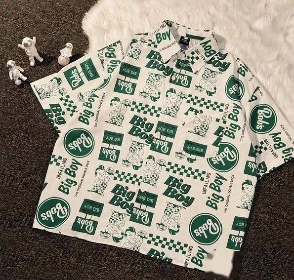 吹爆!这 50 款短袖衬衫,太好看了!