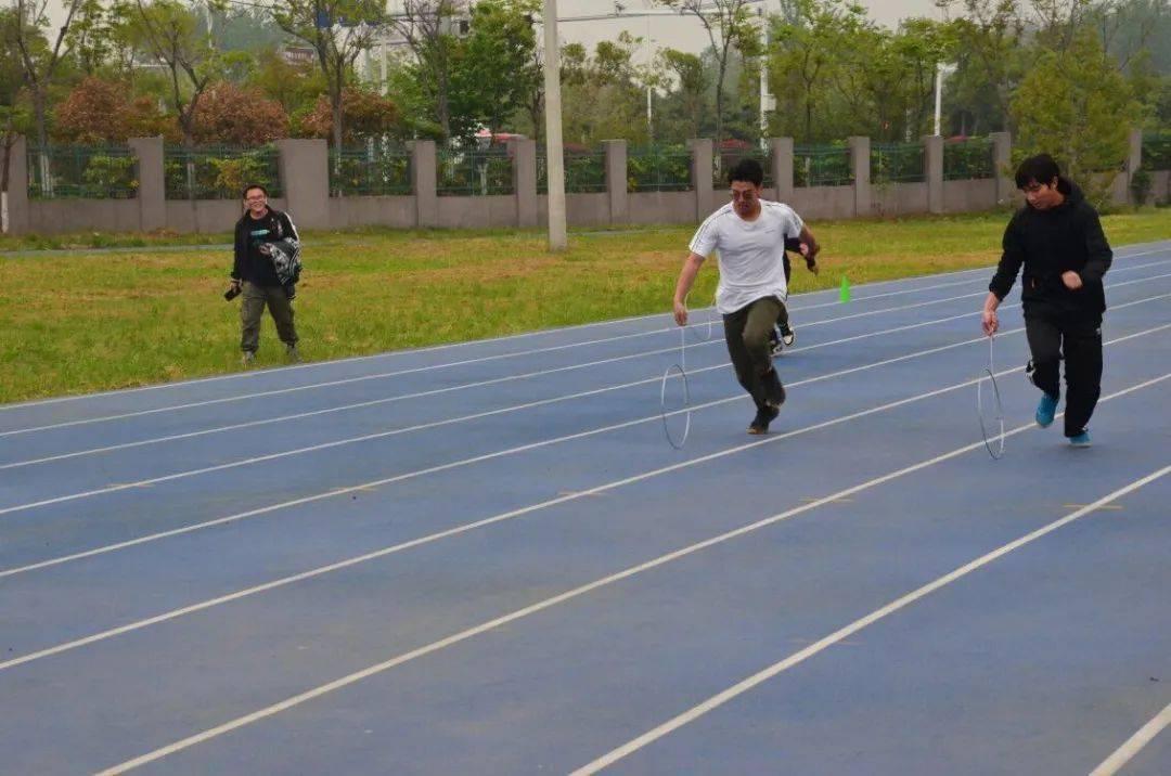 徐州工程学院第十八届运动会民俗体育比赛圆满成功