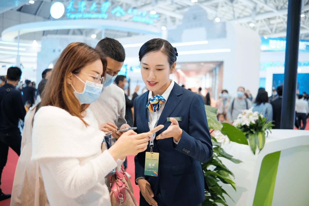 邮储银行亮相数字中国建设峰会