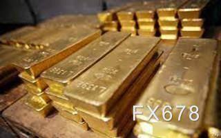 国际金价受美元回落支撑,但黄金多头本周料面临数次阻击