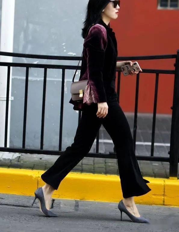 穿成大女人,才是真时髦
