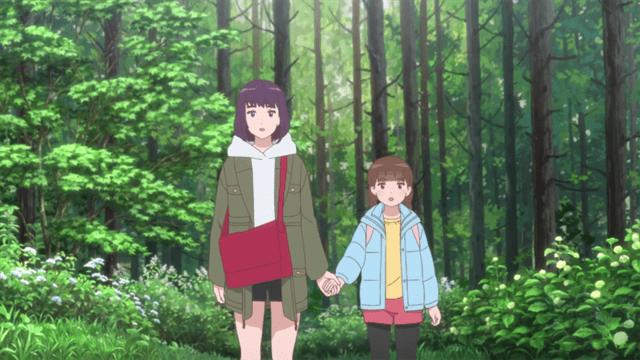 动画电影「海岬的迷家」将于2021年8月27日上映 芦田爱菜担任主角配音