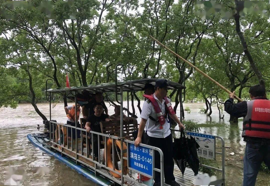 自驾到桂林露营,不料天降暴雨,6名游客遭遇洪水围困!