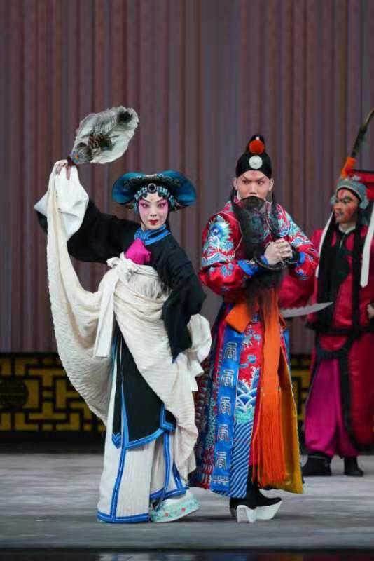 中国戏曲学院师生在天蟾连演五场 以青春面貌展现京剧传承