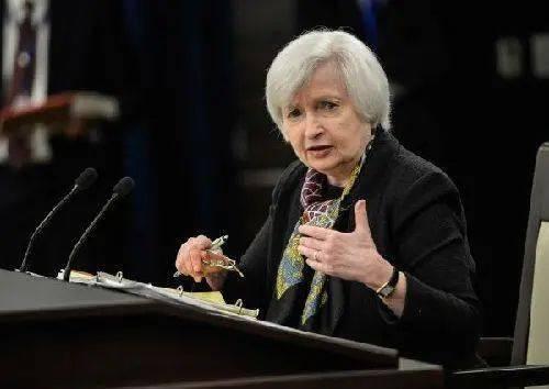 美国财长耶伦:对美国将进入通胀周期持怀疑态度,复苏是一个漫长过程