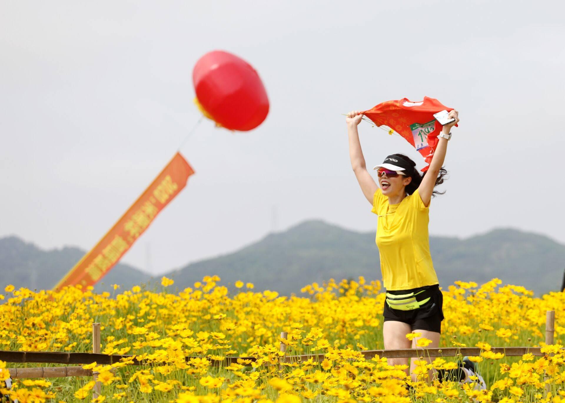 文登浪漫田园马拉松,6月6日再度开跑