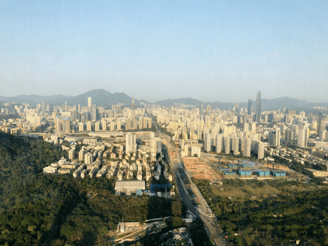 深圳坂田2021年gdp_岂止粤海,深圳这个街道也很牛 GDP超2400亿,不仅有华为,还有全国学历最高的城中村 企业