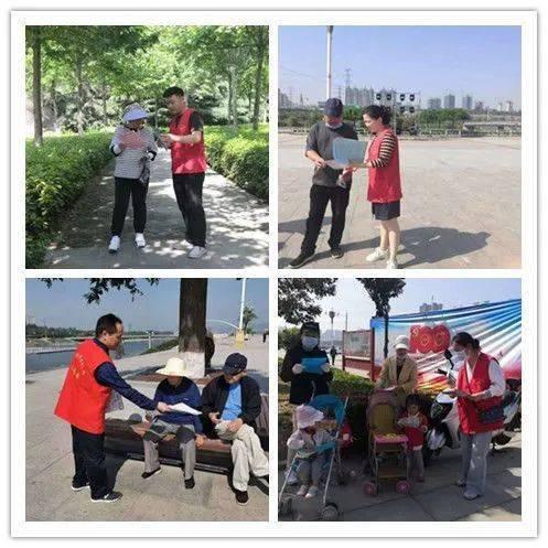 三门峡市水利局开展文明健康生活方式宣传活动