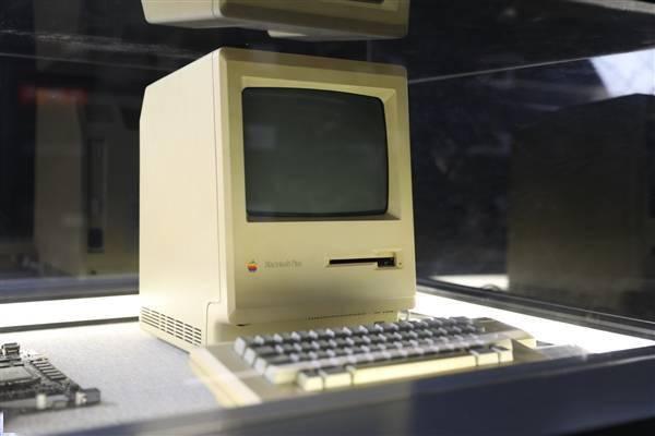 七彩虹打造国内第一家GPU博物馆:瞬间穿越40年前的照片 - 6