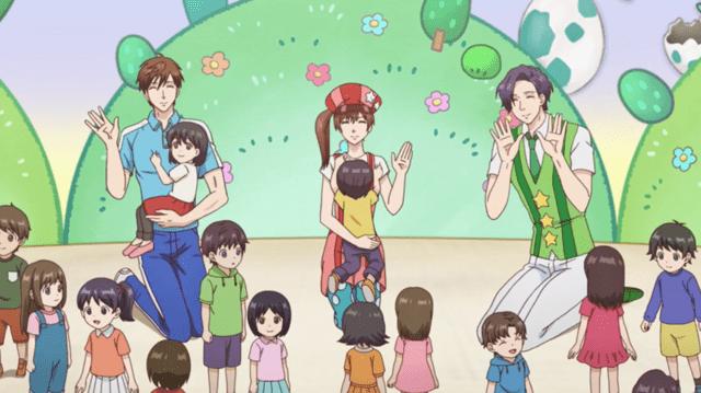 电视动画《阴晴不定大哥哥》公开正式PV 将于2021年7月5日开始播出
