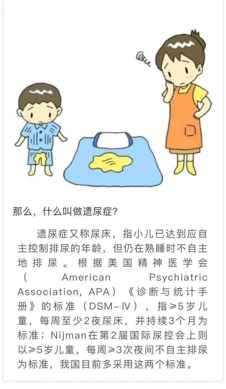 小儿遗尿中医内外并治效果好  利尿准确穴位图片