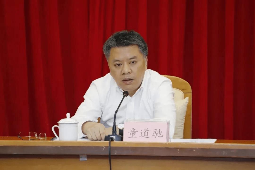 最高检依法对海南省委原常委、三亚市委原书记童道驰决定逮捕