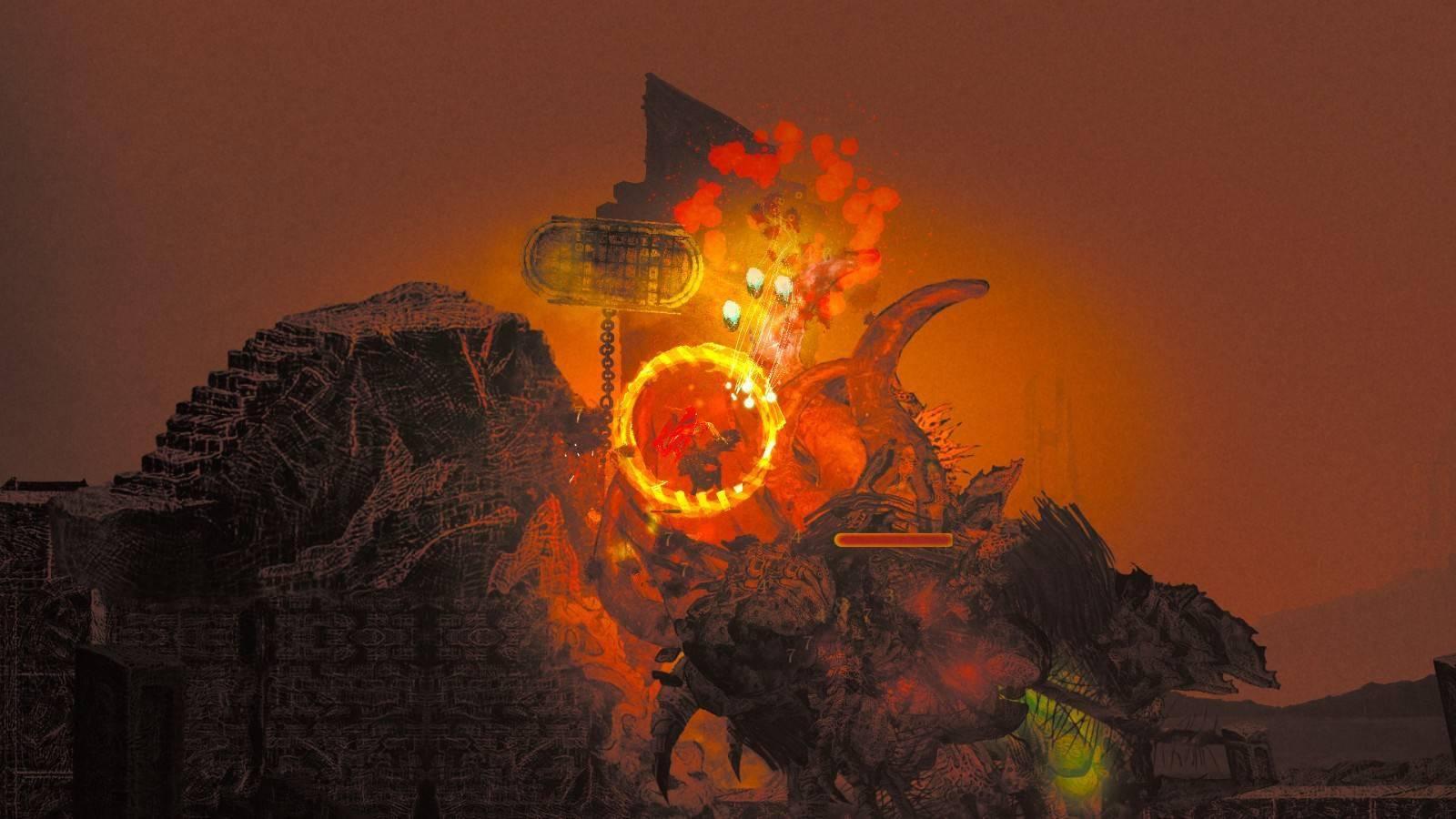 暗黑动作rougelite《Source of Madness》新预告:探索一个独特扭曲的异时空世界