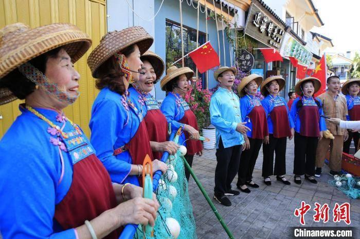 三亚疍歌入选国家级非物质文化遗产代表性项目名录