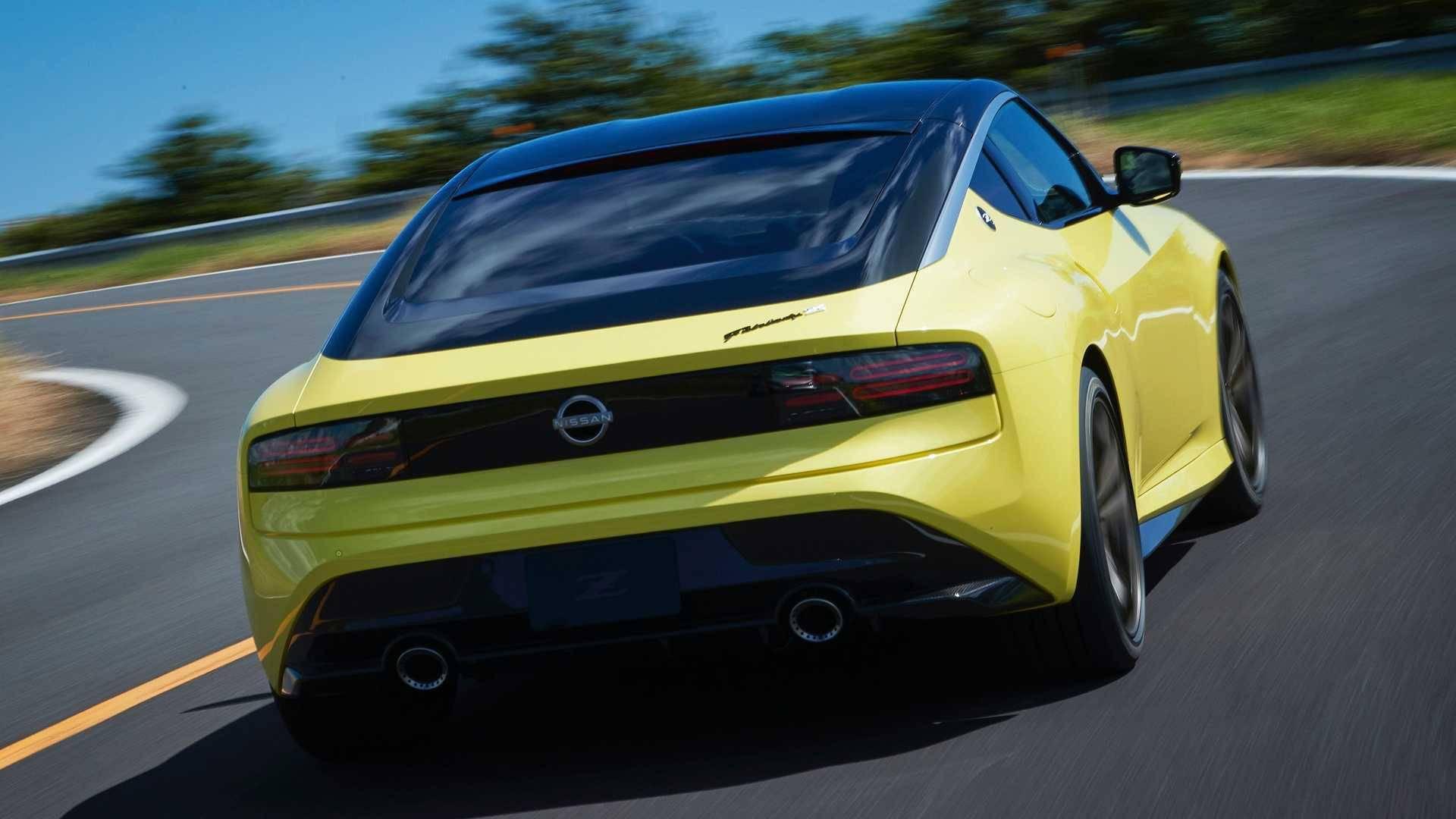 經典元素加身 全新日產Z跑車量產版8月17日亮相