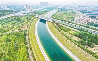 清清丹江水 脉脉润绿城