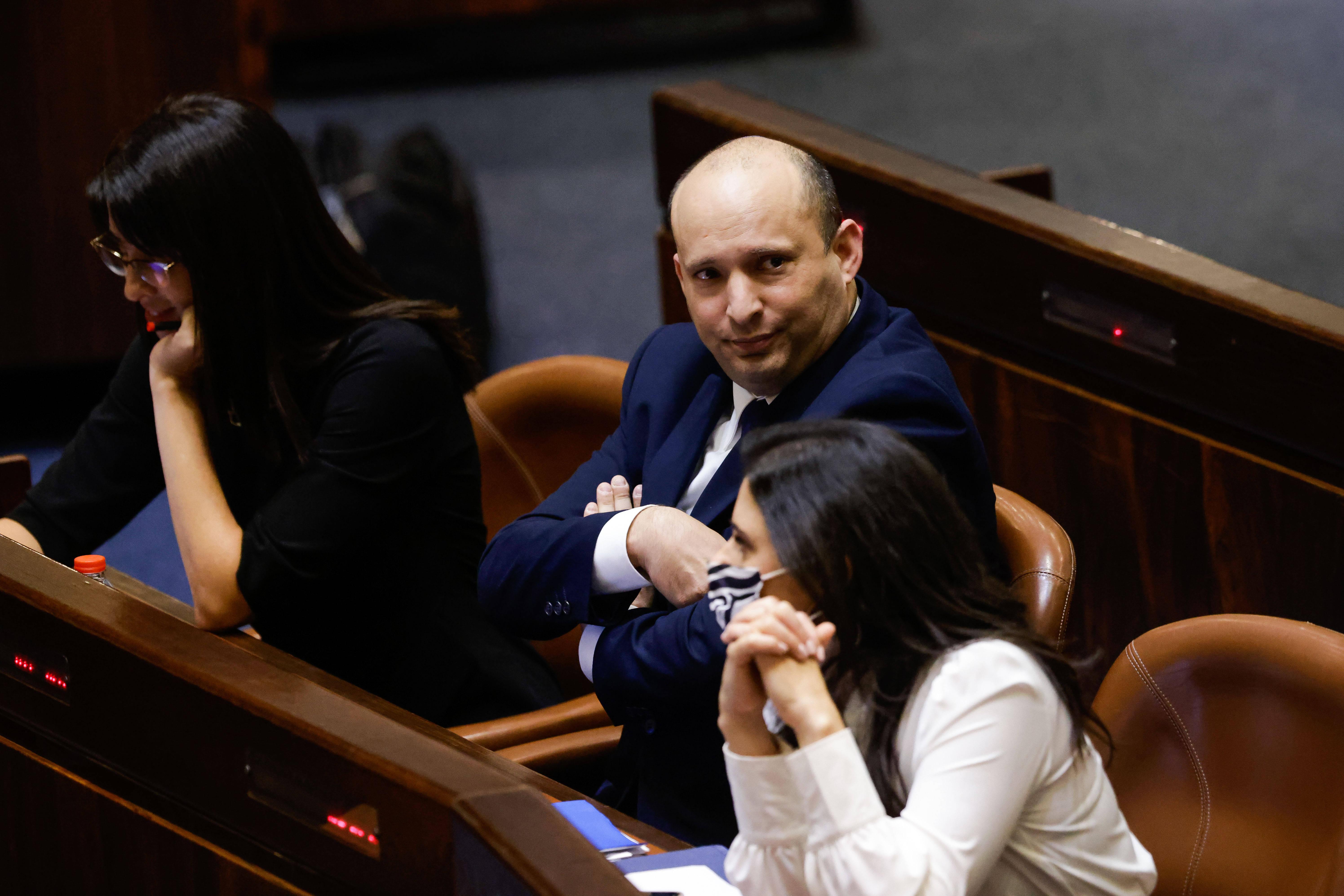 以色列议会投票通过新一届政府组建方案