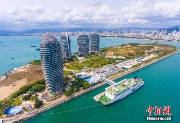 国家发改委:海南自由贸易港12个建设项目已开工