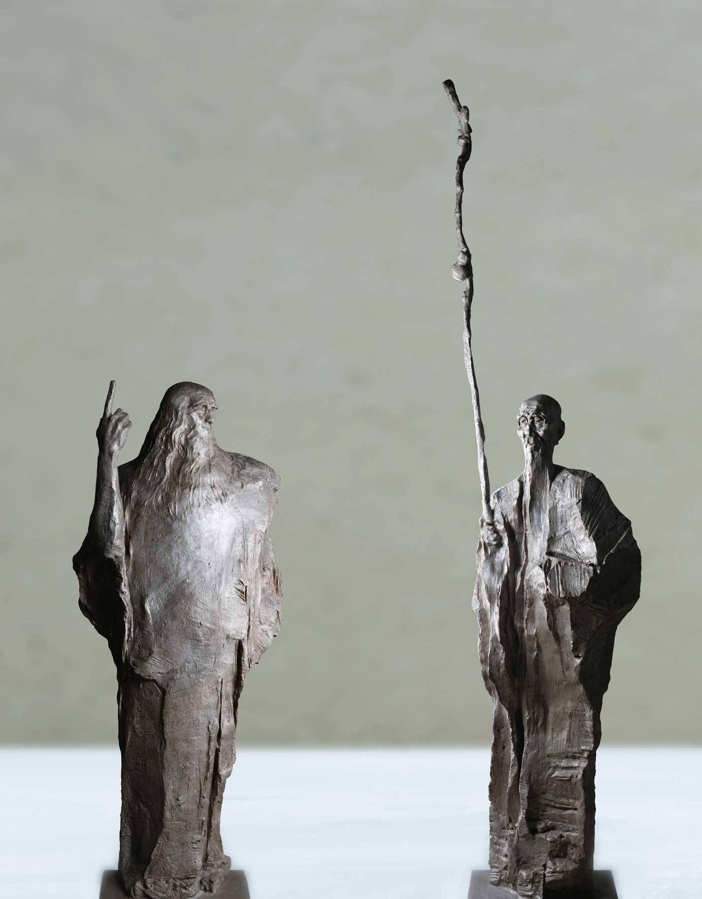 写意雕塑的美学品格与实现路径