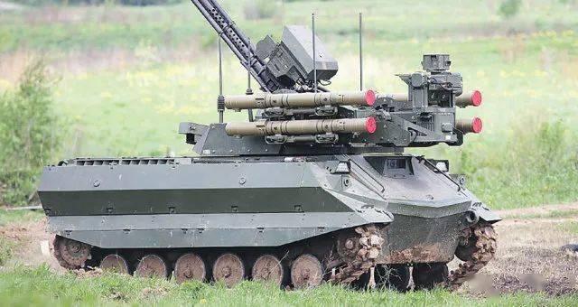 俄媒:俄人工智能武器的发展前景日渐清晰