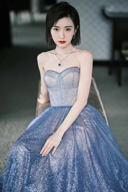 小公主般的娇美感爆棚