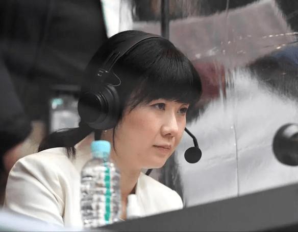 反转!福原爱担任东京奥运会乒乓球比赛解说员