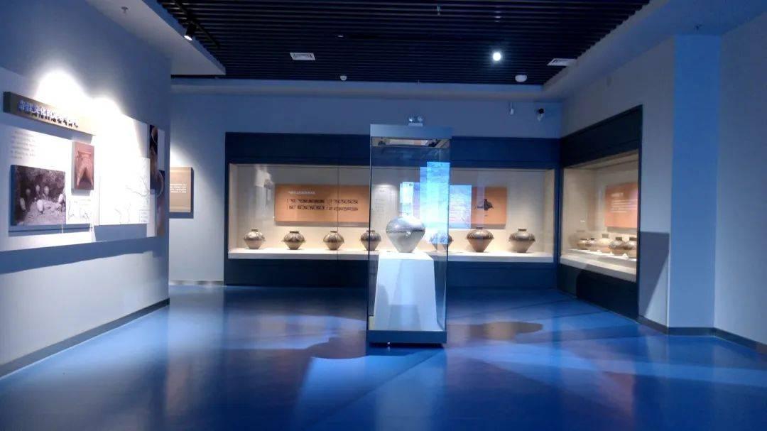 在马家窑故里,用一场展览讲述四五千年前的彩陶史