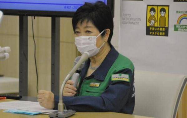 日本首都圈4知事联合呼吁民众不要跨境移动 在家为奥运加油