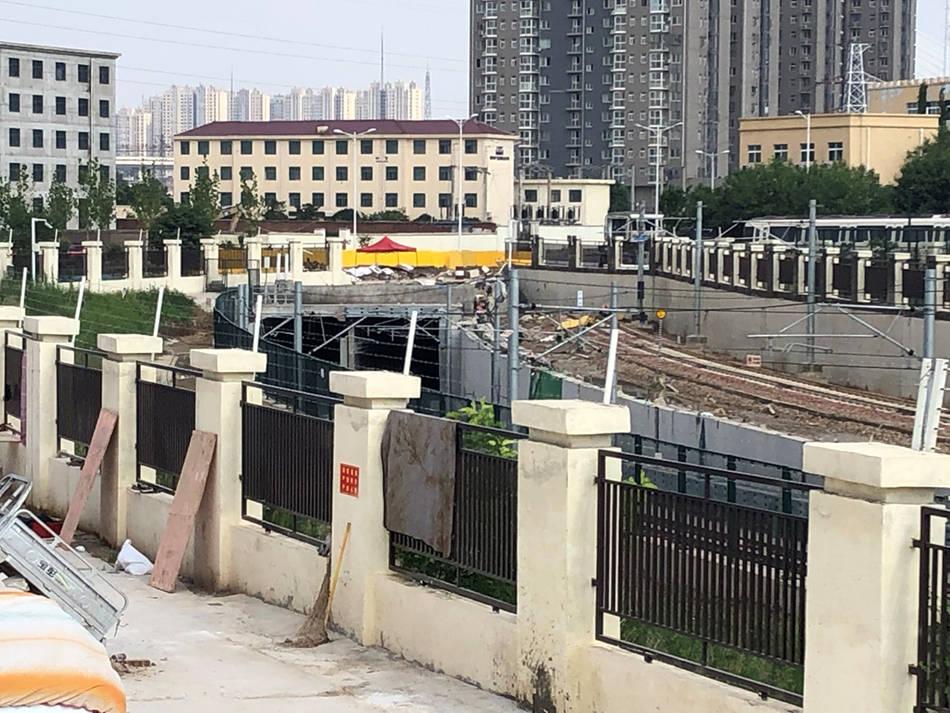 探源 洪水何以灌进郑州地铁5号线