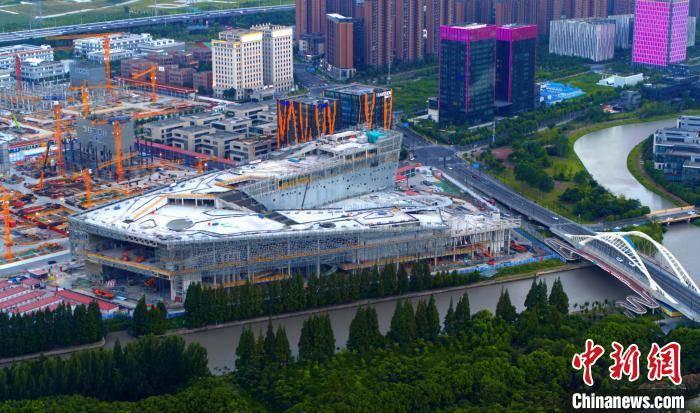 """对标""""国际一流科学城""""上海张江将添多个地标性建筑"""