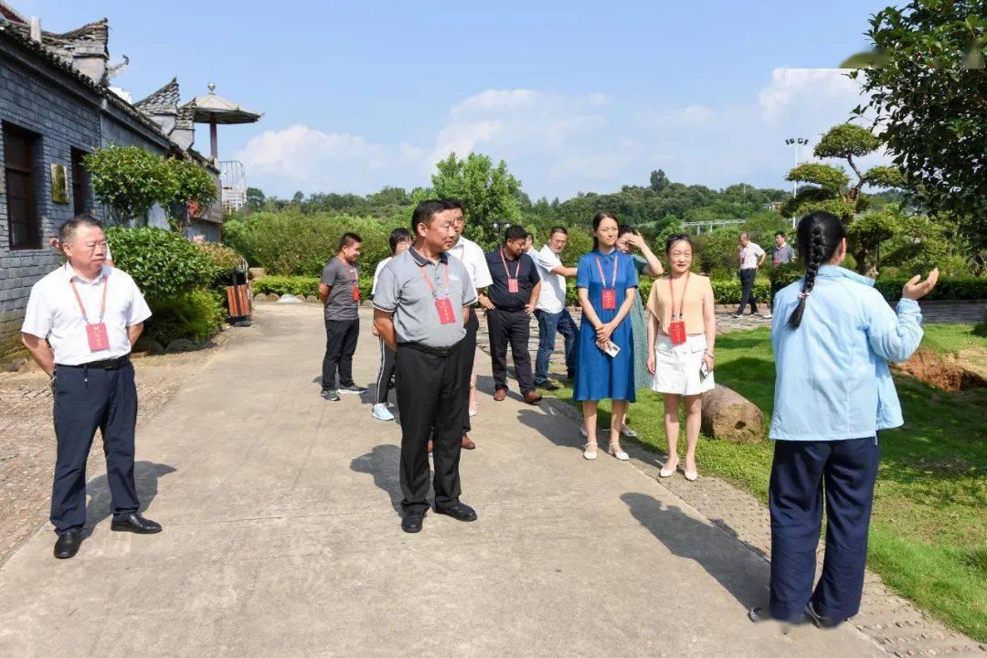 """县政协组织开展""""万人助万企,我们在行动""""委员界别活动"""