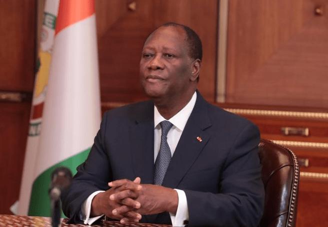 科特迪瓦总统瓦塔拉宣布自我隔离