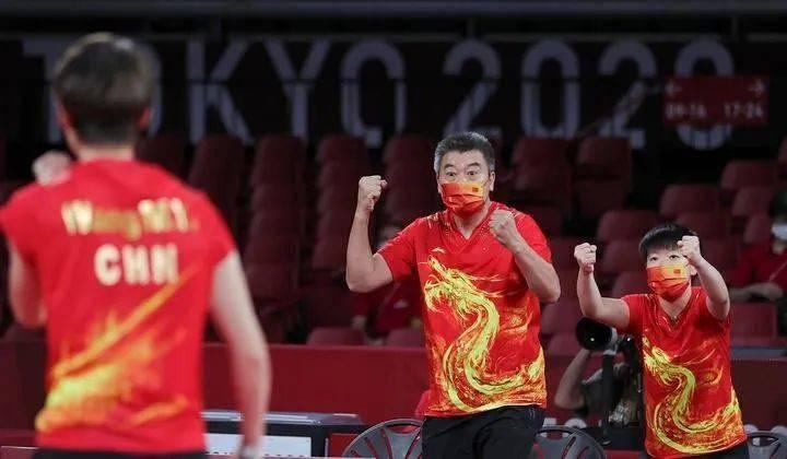 第34金!中国乒乓女团完胜日本队夺冠