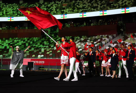 视点|东京奥运会|江红视点:山还是那座山,梁已不是那道梁