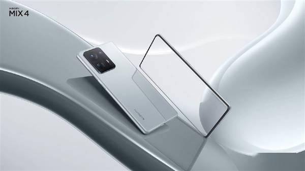 小米MIX 4手机发布:100%全面屏旗舰梦想成真  4999元起的照片 - 23