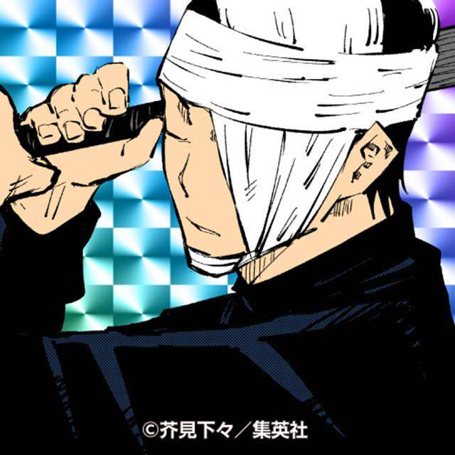 「咒术回战」高校棒球之日纪念图标第二弹公开插图(3)