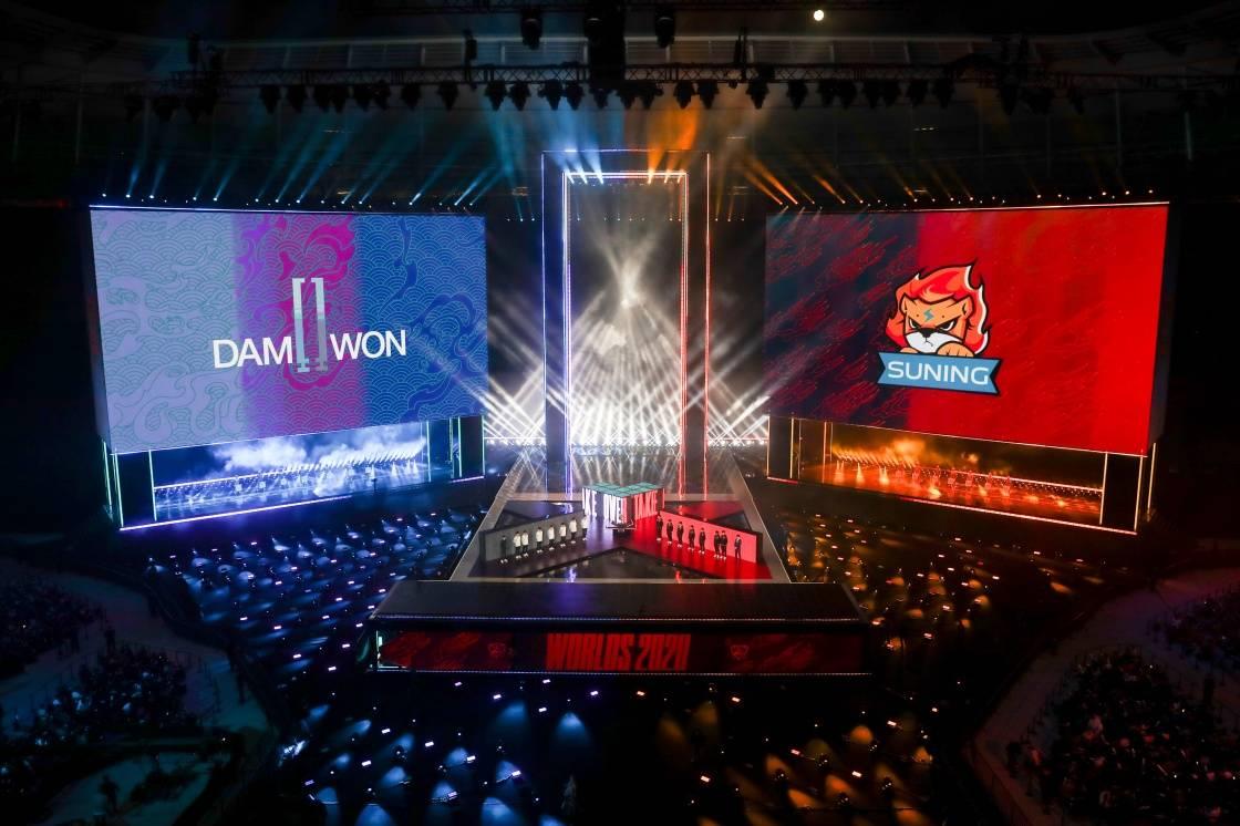 英雄联盟总决赛S11移师欧洲举办,原定比赛城市为深圳