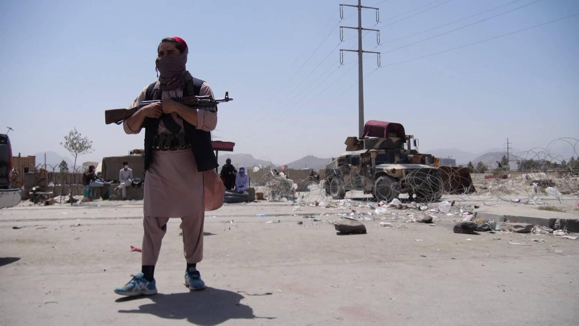 赢咖5注册阿媒:美军已撤离喀布尔机场三个进出口等地,塔利班接管