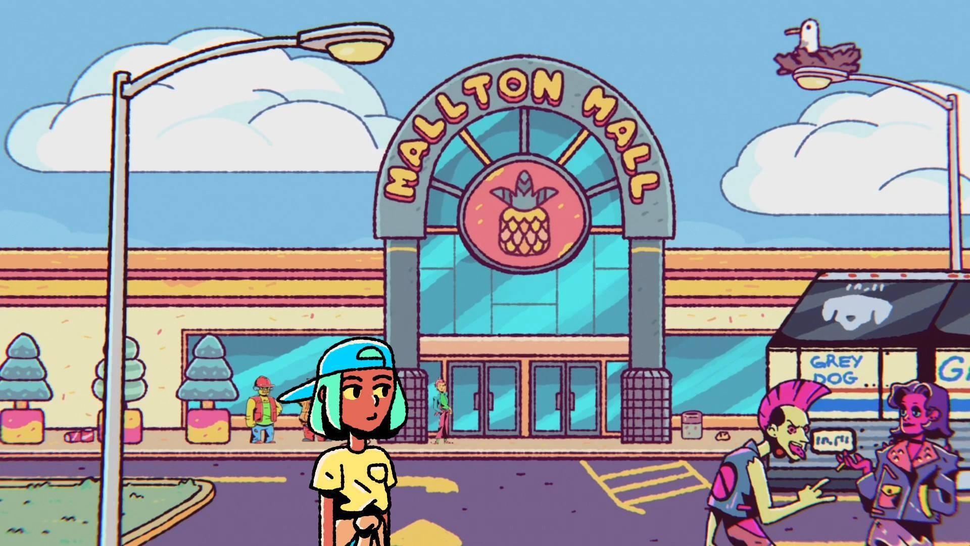 游戏《诈欺娇娃》现已于Steam商城正式发售