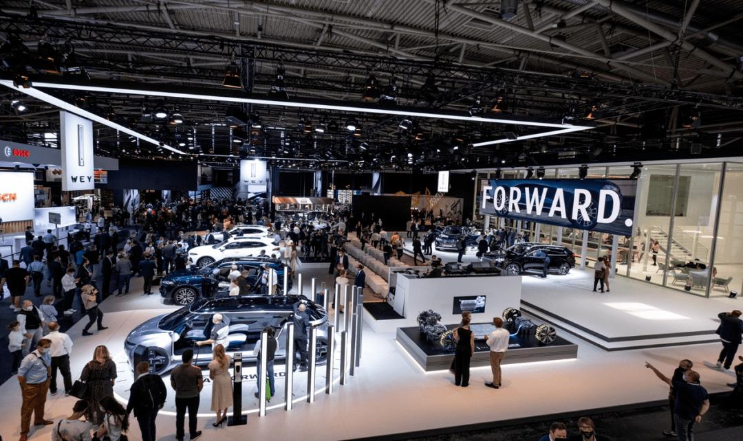 重新定义欧洲智能汽车 魏牌携手摩卡PHEV亮相慕尼黑车展
